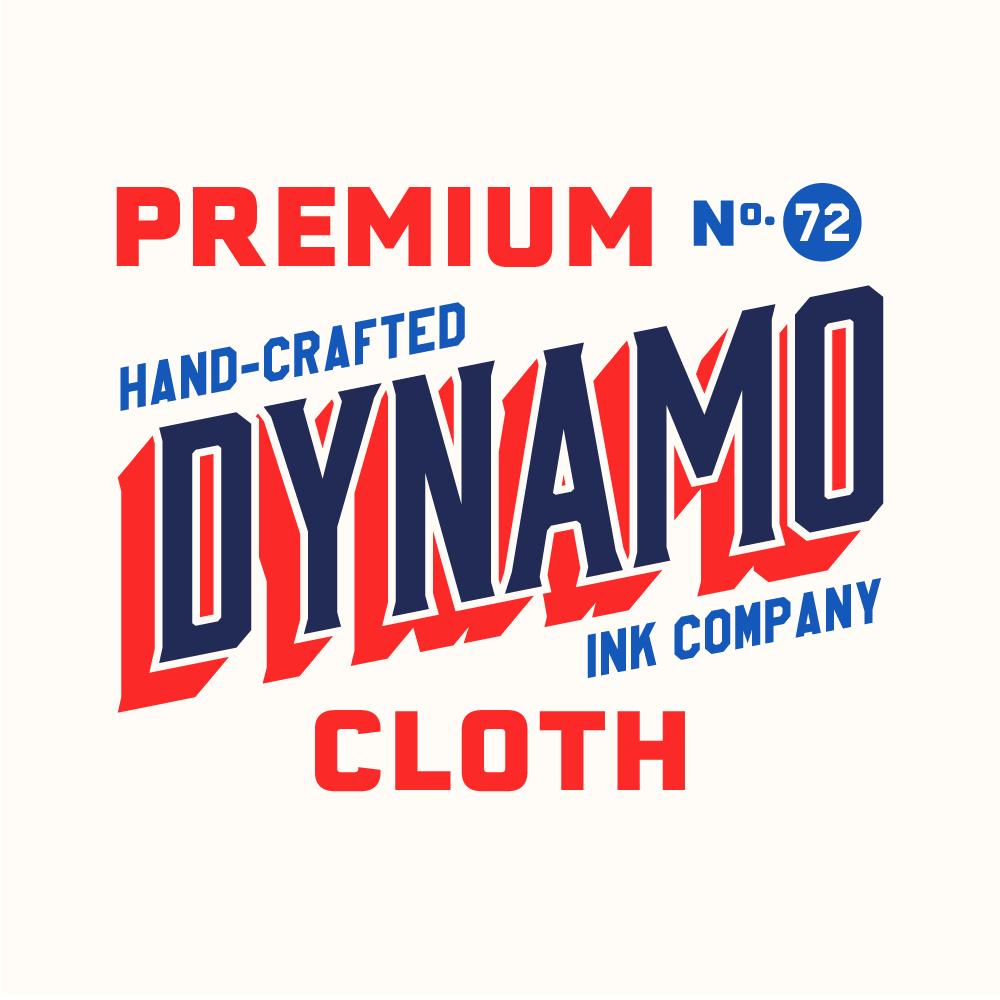Dynamo Ink Company Staff T-Shirt
